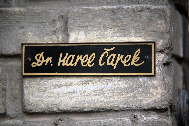Karel Čapek a jeho obyčejný svět