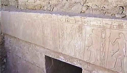 Egyptská hrobka