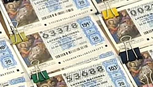 Španělská loterie El Gordo