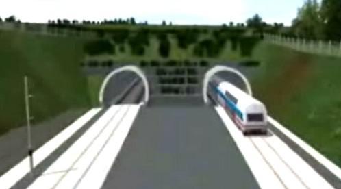 Vizualizace trati 170