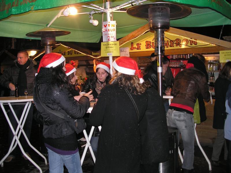 Vánoční trhy v Belgii