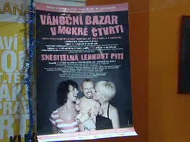 Plakát bazaru 2008