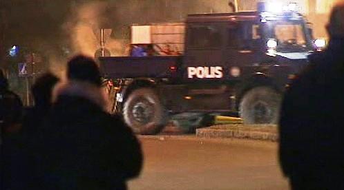 Pouliční nepokoje v Malmö