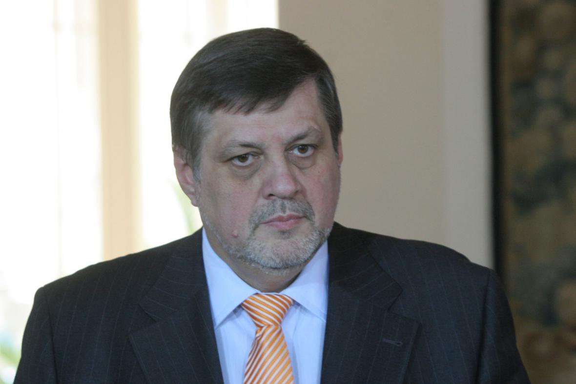 Slovenský ministr zahraničí Ján Kubiš