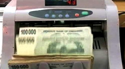 Zimbabwské dolary