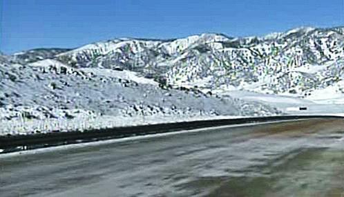Sněhová kalamita v USA