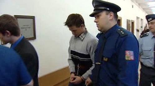 Obžalovaní z vraždy Františka Sahuly