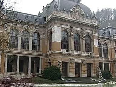 Budova Císařských lázní