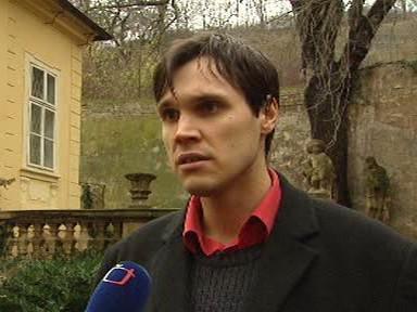 Historik Tomáš Vilímek
