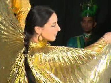 Legenda o zakletých romských princeznách a jezerním králi