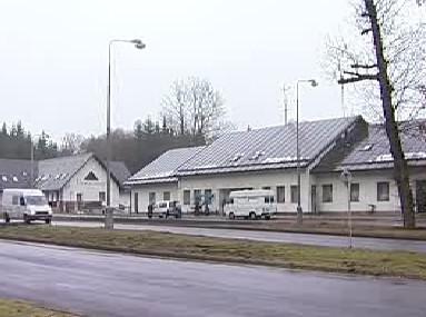 Objekty celnice ve Sv. Kříži