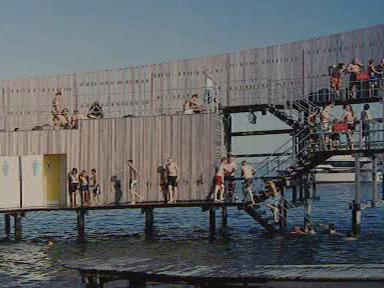 Lázně v Kodani