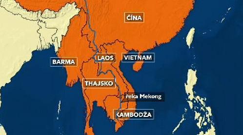Povodí Mekongu