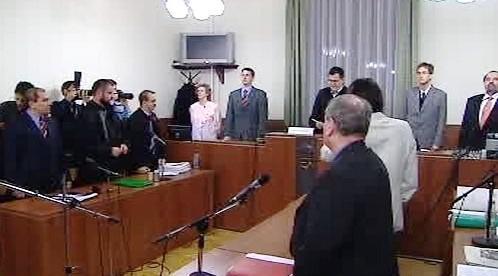 Soud v Budapešti
