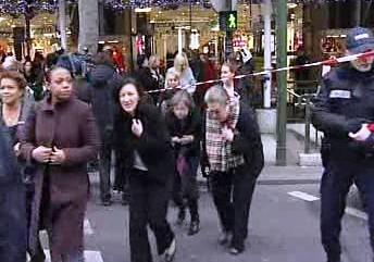 Obchod Printemps v Paříži