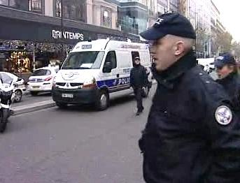 Obchod v Paříži Printemps