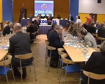 Jednání KDU-ČSL