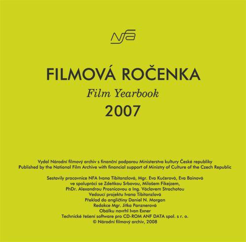 Filmová ročenka 2007