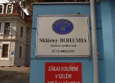 Sklárny Bohemia