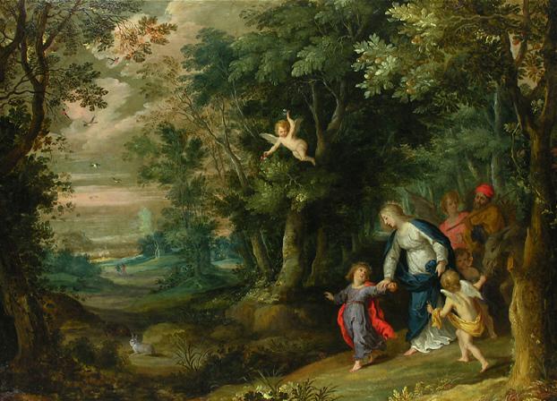 Rottenhammer- Brueghel
