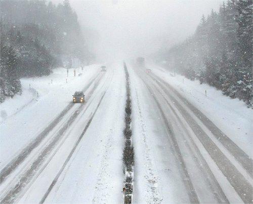 Švýcarská dálnice