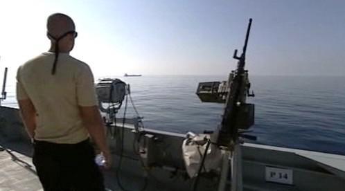 Lodě NATO střeží somálské vody