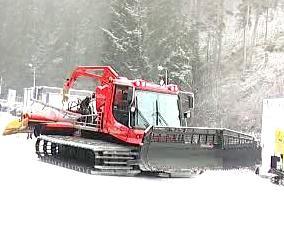 Sněhová rolba