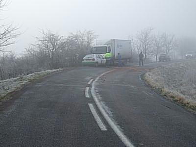 Dopravní havárie