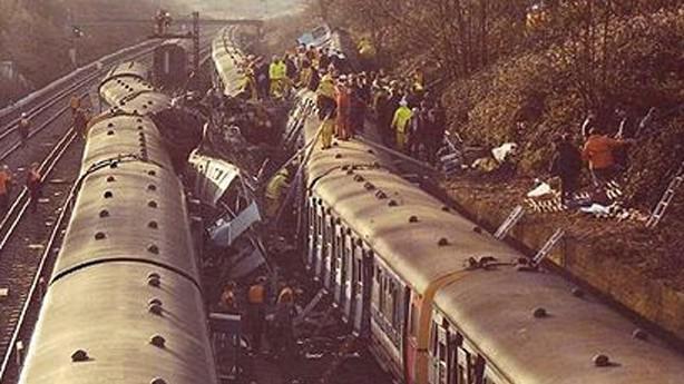 Železniční neštěstí