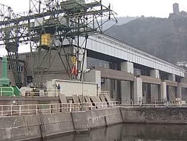 Střekovská vodní elektrárna
