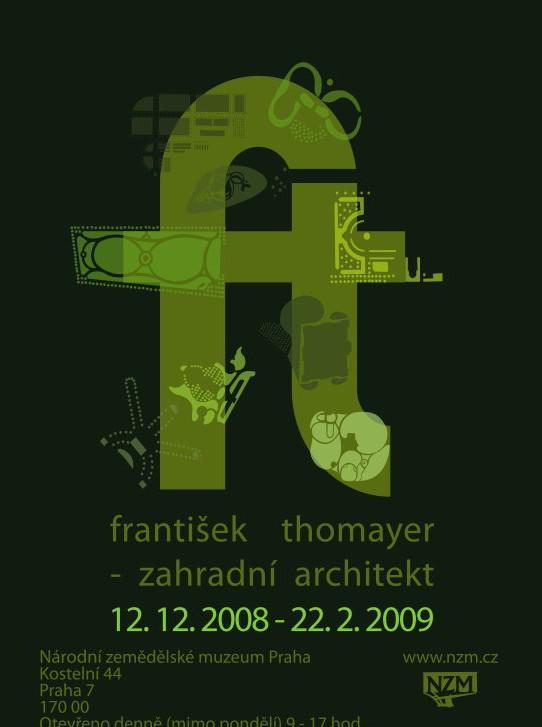 František Thomayer - zahradní architekt