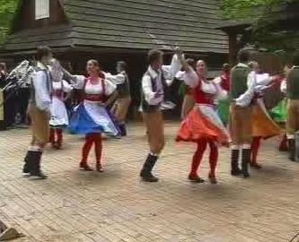 Folklorní soubor Ondráš