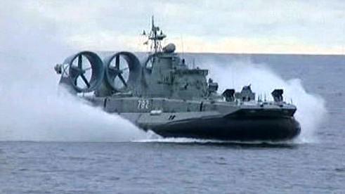 Manévry ruského a venezuelského námořnictva