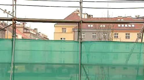 Výhled z Jedličkova ústavu