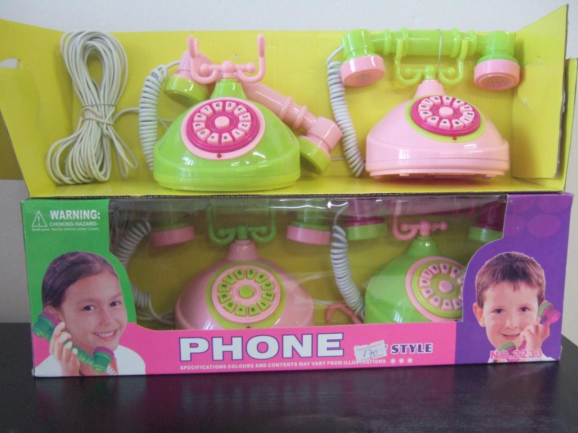 Dětské telefony