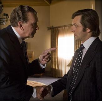 Z filmu Dialog Frost/Nixon