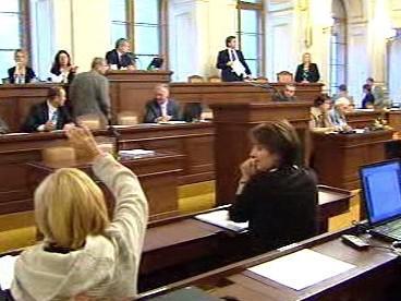 Poslanci ve Sněmovně