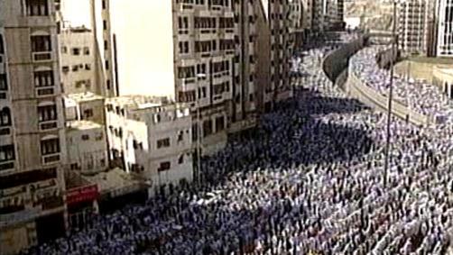 Ulice v blízkosti Velké mešity
