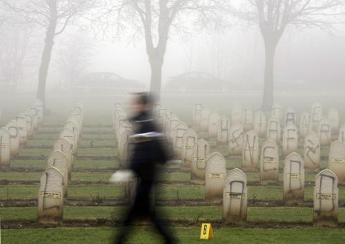 Hřbitov v Arrasu