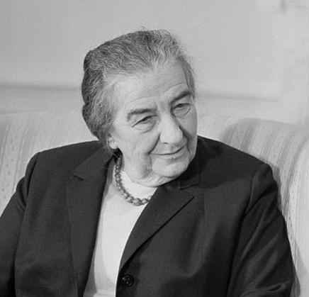 Golda Meirová