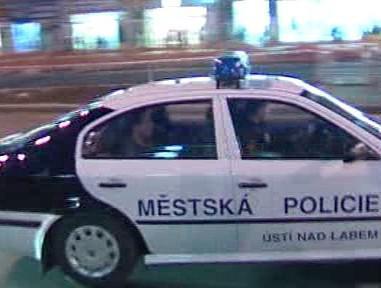 Městská policie v Ústí nad Labem