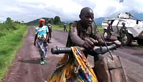 Konžští uprchlíci