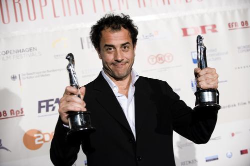 Italský režisér Matteo Garrone