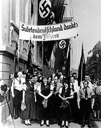 Sudetští Němci