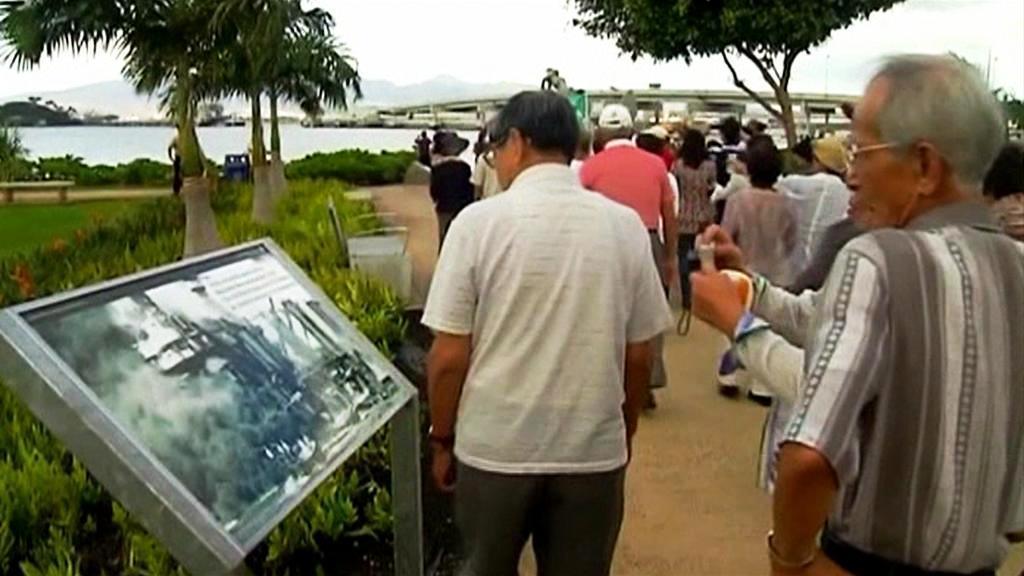 Výročí útoku na Pearl Harbor