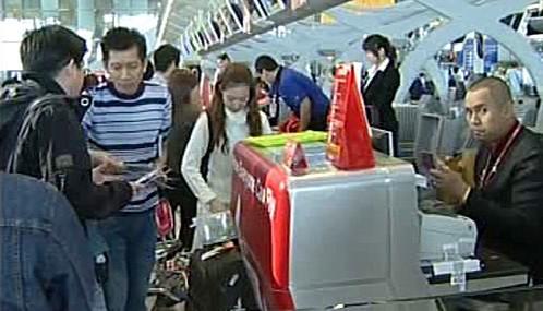 Thajská letiště obnovila provoz