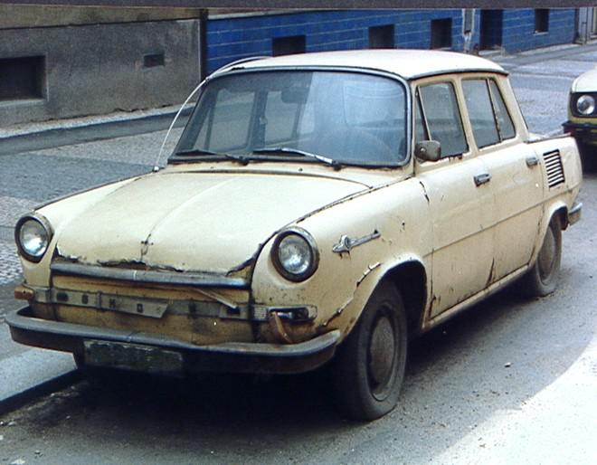 Škoda 1000