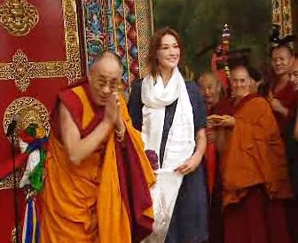 Dalajlama ve Francii