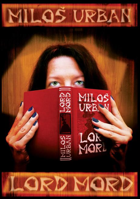 Plakát ke knize Miloše Urbana
