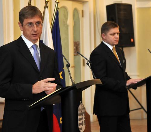 Maďarský a slovenský premiér